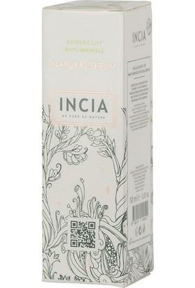 Incia Evident Lift Anti Wrinkle Natural Serum 10ml