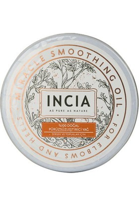 Incia Miracle Smoothing Oil 50ml