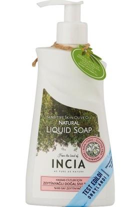 Incia Sensitive Skin Olive Oil Natural Liquid Soap