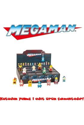 Kidrobot Mega Man Blindbox Keychain Series Anahtarlık