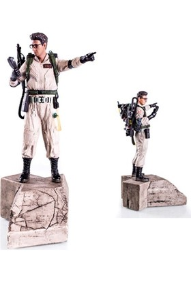 Iron Studios Ghostbusters Egon Spengler Art Scale Statue