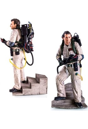 Iron Studios Ghostbusters Peter Venkman Art Scale Statue