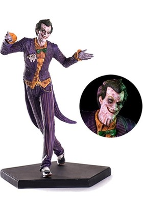 Iron Studios Batman Arkham Knight Joker Art Scale Statue