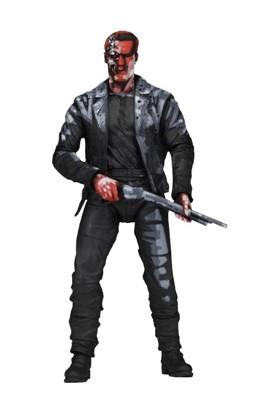 Neca Terminator 2: T-800 Classic Video Game Figure