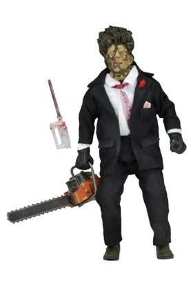 Neca Texas Chainsaw Massacre 2: Leatherface Clothed Figure