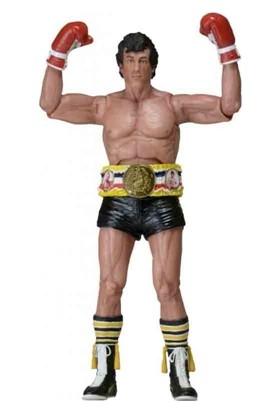 Neca Rocky 40Th Anniversary: Rocky Championship Figure Series 1