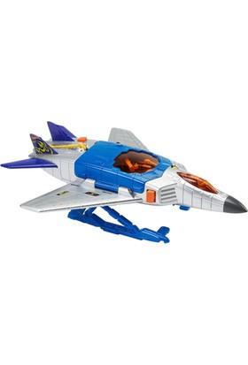 Mattel Hot Wheels Jet Fueler Kurtarma Ekibi Oyun Seti
