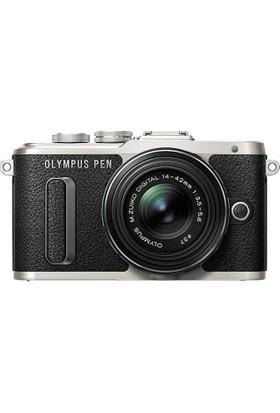 Olympus E-Pl8 Ez 14-42 Kit Siyah/Siyah