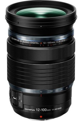 Olympus Lens 12-100Mm 4.0 Is Pro Black