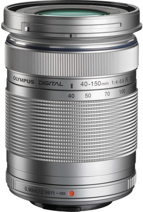 Olympus Lens 40-150Mm R Sılver