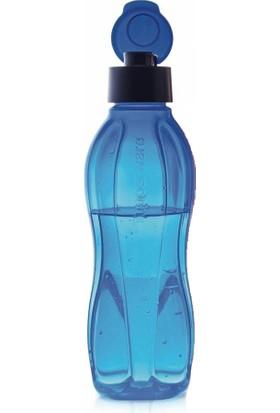 Tupperware Eko Şişe 750 Ml Mavi ( Matara Ve Suluk )