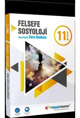 11. Sınıf Felsefe Sosyololoji Konu Özetli Soru Bankası
