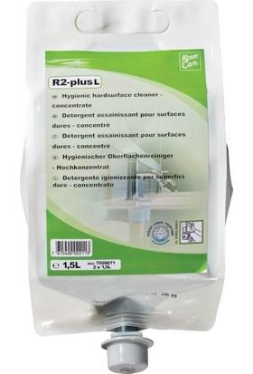 Diversey Room Care R2 Plus Konsantre Hijyenik Yüzey Temizleyicisi 1.5 lt