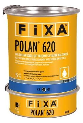 Fixa Polan 620-Poliüretan Esaslı Çift Bileşenli Su Yalıtım Malzemesi