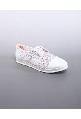 Shoes&Moda Kadın Babet 519-Ys-101Y13