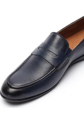 I'm Limited Edition Hakiki Deri Erkek Ayakkabı 580-1815-370-01Bt11