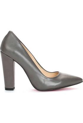 Y-London Kadın Stiletto Ayakkabı 569-8-1111-025009