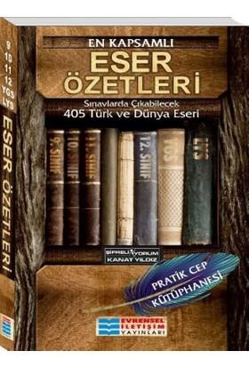 Evrensel En Kapsamlı Eser Özetleri 405 Türk Ve Dünya Eseri