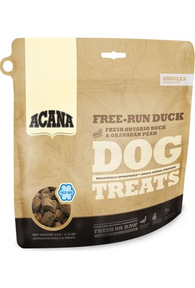 Acana Freeze Drıed Free-Run Duck Köpek Ödülü 92Gr