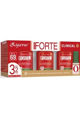 Zigavus Forte Ultra Clinical -Yağlı Saçlar- 3 Al 2 Öde