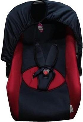 Nenny Baby Ana Kucağı Bebek Puset Taşıma Koltuğu Kırmızı Lacivert
