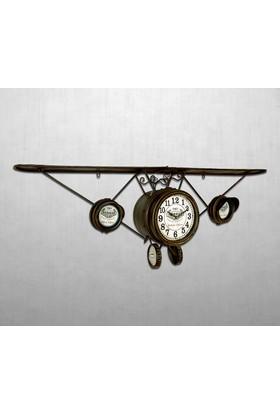 Vitale Cool Uçak Model Saat