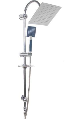 Erol Teknik W.Berg Robot Duş Seti Corner