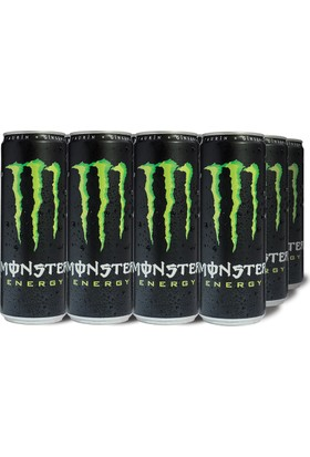 Monster Green 335 ml Kutu 12'li