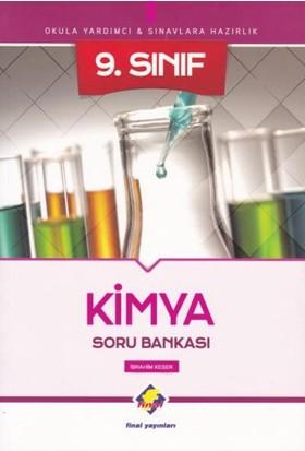 Final 9. Sınıf Kimya Soru Bankası