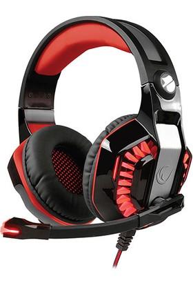 Snopy Rampage Rivia G40 USB 7.1 Oyuncu Siyah/kırmızı Mikrofonlu Kulaklık