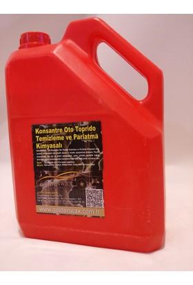 Goldenwax Gerçek Torpido Sütü Plastik Parlatma Bakım Yenileme Kimyasalı 500Ml
