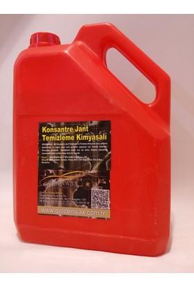 Goldenwax Jant Temizleme Jant Parlatma Bakım Kimyasalı 500Ml