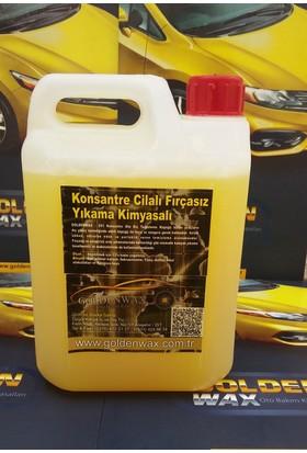 Goldenwax Cilalı Oto Yıkama Şampuanı 3Kg