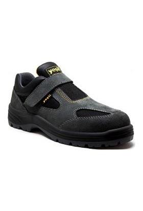 Yeşil Mira Süet S1 Ayakkabı Yazlık (45)