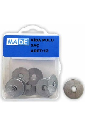 Made Vida Pulu Metal ( 1 Kutu:12 Adet)