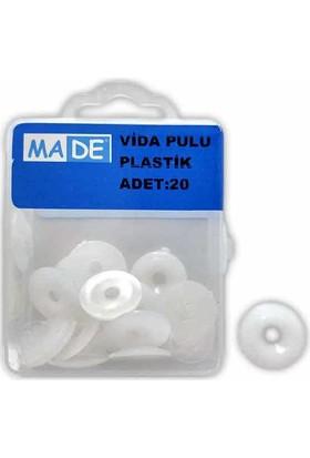Made Vida Pulu Plastik ( 1 Kutu:20 Adet)