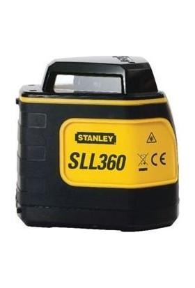 Stanley Sll 360 Çapraz Artı Lazer