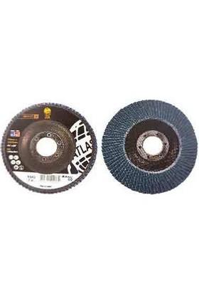 Atlas R842 Z.A. Flap Disk 115X22 60 Kum Zirkonyum