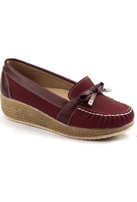 Alens 504 Günlük Bayan Babet Ayakkabı
