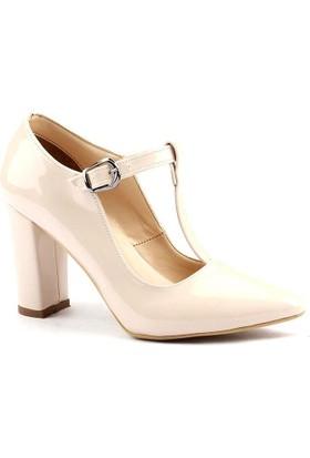 Ayakland 343 Günlük Bayan Rugan Ayakkabı