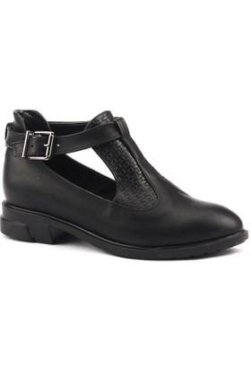 Classy 132 Günlük Bayan Cilt Ayakkabı