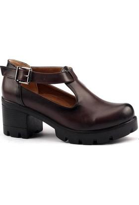 Classy 971 Günlük Bayan Cilt Ayakkabı