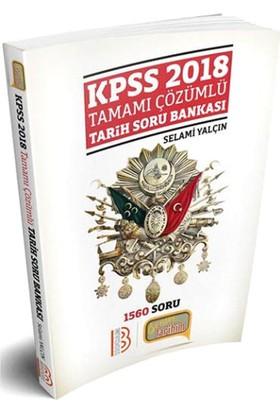 2018 Kpss Benim Tarihim Tamamı Çözümlü Soru Bankası