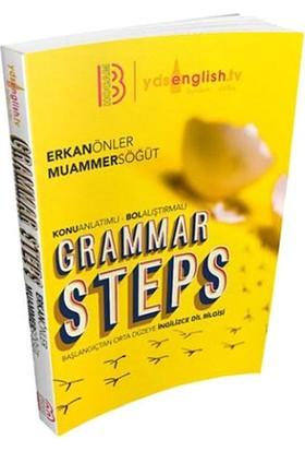 2018 Grammar Steps Başlangıçtan Orta Seviyeye Konu Kitabı