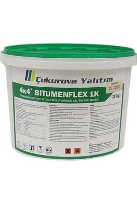 4X4 Bitumenflex 1K Likit Membran 17 Kg