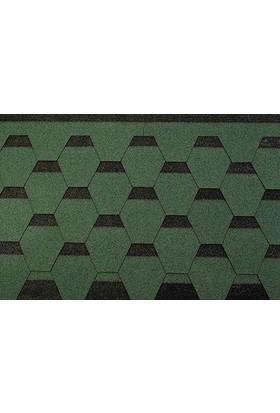 4X4 Shıngle Yuvarlak Yeşil
