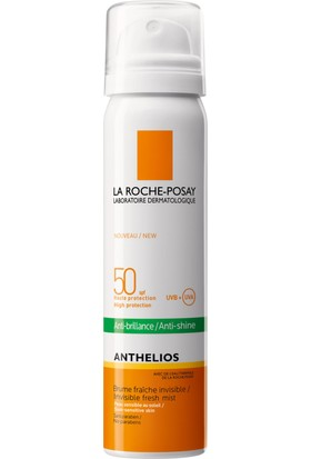 La Roche-Posay Anthelios Anti-Shıne Spf 50+ 75 Ml