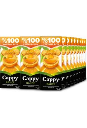 Cappy Portakal 200 ml Tetra 27'li