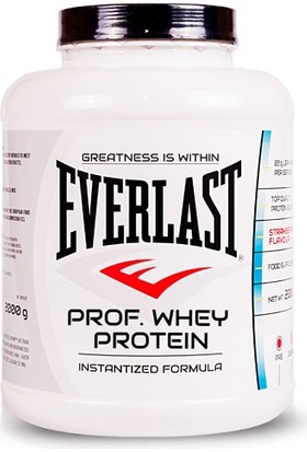 Everlast Nutrition Professional Whey 2300 Gr