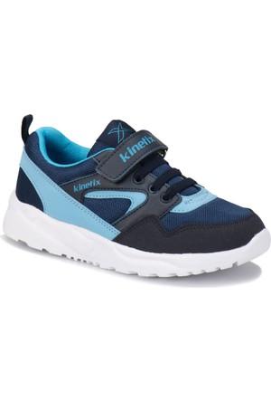 Kinetix Workin Lacivert Koyu Mavi Erkek Çocuk Sneaker Ayakkabı